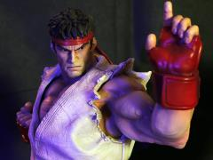 Street Fighter The Beast Unleashed 1/4 Scale Diorama - Ryu