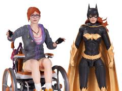 Batman Arkham Knight Figure Batgirl & Oracle Two Pack