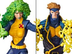 Marvel Comics 80th Anniversary Marvel Legends Havok & Polaris Two-Pack