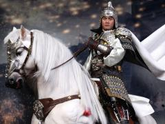 Three Kingdoms Series 1/6 Scale Zhao Yun (Zilong) Figure & Horse Set 2.0