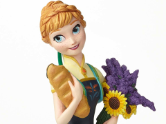 Frozen Fever Disney Grand Jester Anna Bust