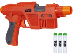 Star Wars Poe Dameron (The Last Jedi) NERF Glowstrike Blaster