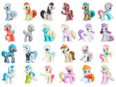 My Little Pony Friendship is Magic Collection Wave 1 Random Figure