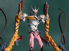 Evangelion Evolution Revoltech EV-018 EVA Unit-08 Beta Temporary Combat Form (News Flash Ver.)