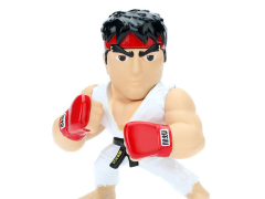 "Street Fighter Metals Die Cast 4"" Ryu Figure"