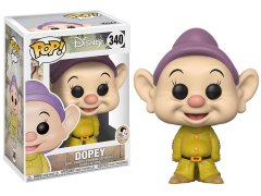 Pop! Disney: Snow White and the Seven Dwarfs - Dopey