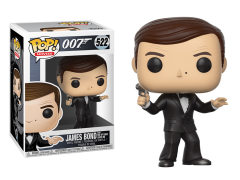 Pop! Movies: James Bond  - James Bond (The Spy Who Loved Me)