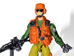 G.I. Joe Treadmark Subscription Figure 7.0