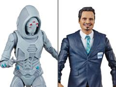 Marvel Comics 80th Anniversary Marvel Legends Ghost & Luis Two-Pack