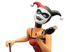 "Batman Premier Collection ""Mad Love"" Harley Quinn Statue"