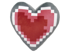 "The Legend of Zelda 13"" 8-Bit Heart Container Cushion"