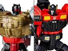 Transformers Power of the Primes Voyager Wave 3 Set of 2