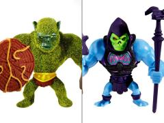 Masters of the Universe Classics Mini Battle Armor Skeletor & Mini Moss Man
