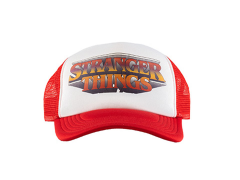 Stranger Things Logo Trucker Hat