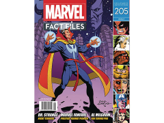 Marvel Fact Files #205
