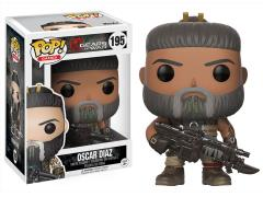 Pop! Games: Gears of War - Oscar Diaz