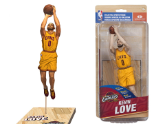 NBA Sportspicks Series 28 Kevin Love (Cleveland Cavaliers) Silver Collector Level
