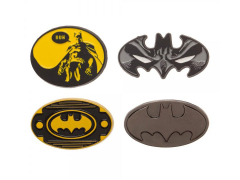 DC Comics Batman Pins Set of 4