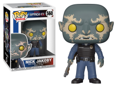 Pop! Movies: Bright - Nick Jakoby