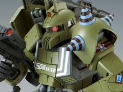 Gundam MG 1/100 Zaku Cannon (Ian Graden Custom) Exclusive Model Kit