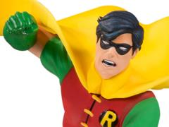 The New Teen Titans Robin Multi-Part Statue Diorama