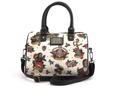 Marvel Guardians of the Galaxy Tattoo Flash Print Duffle Bag